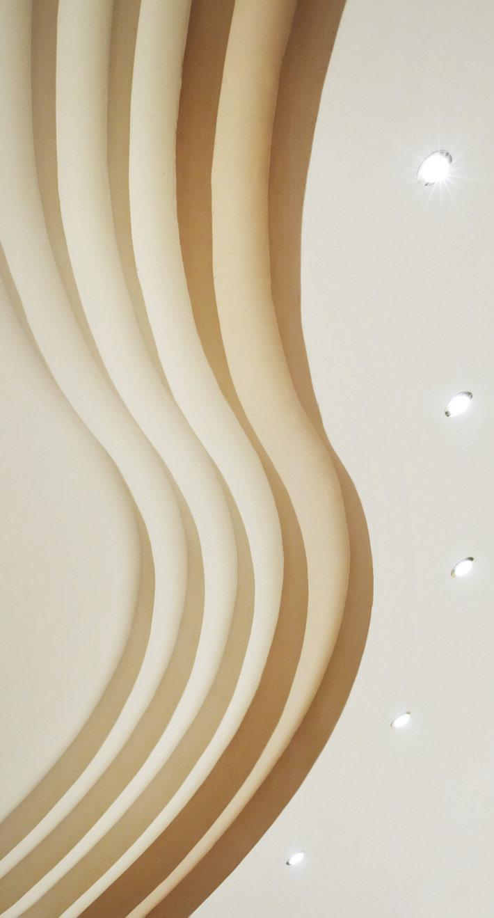 Formteile und Licht