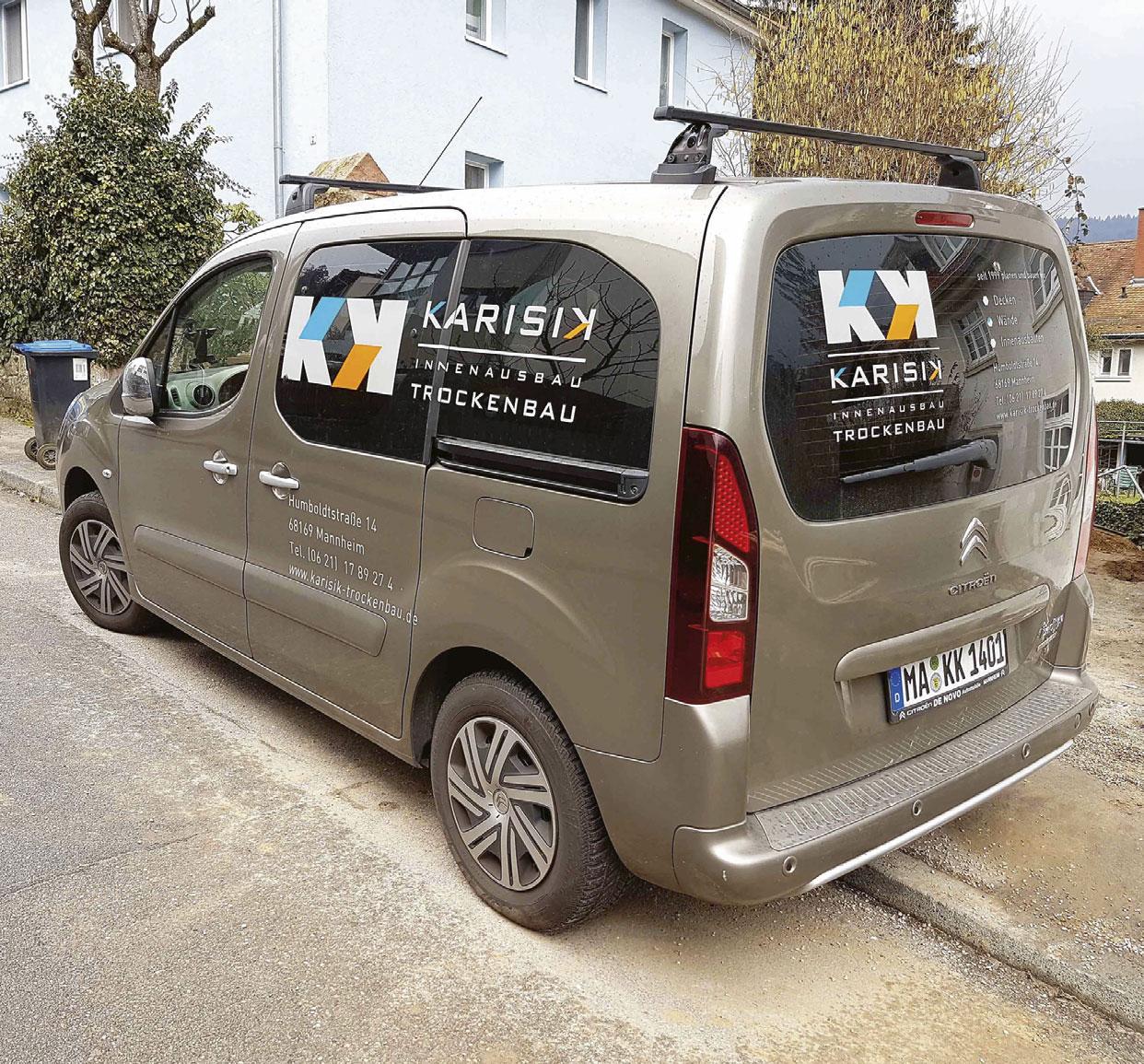 Karisik Fahrzeug
